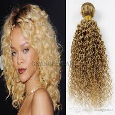 curly extensions cheap curly hair extensions 6a highlighted