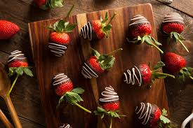 where to buy chocolate covered strawberries locally shoprite stores on celebrate nationalstrawberryday with