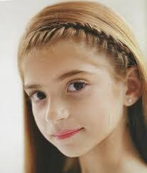 coupe de cheveux moderne coiffure fille 10 ans les tendances mode du automne hiver 2017