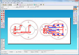 pcb design software 2d pcb v2