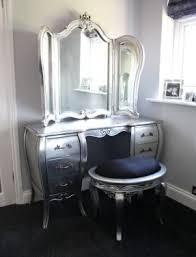 Pier One Vanity Table Silver Vanity Table Foter