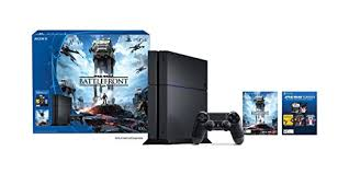 amazon black friday games amazon com playstation 4 500gb console star wars battlefront