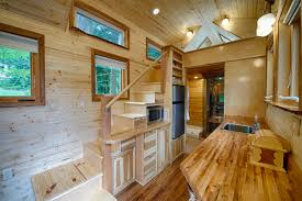 tinyhouseblog a 170 sq ft tiny house offered for rent by hope island cottage on