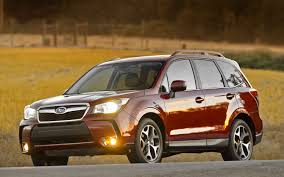 modded subaru forester motor trend drives 2014 subaru forester prototype photo u0026 image