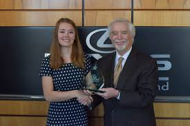 lexus body shop richmond va lexus of richmond leadership award week 25 caroline hastings