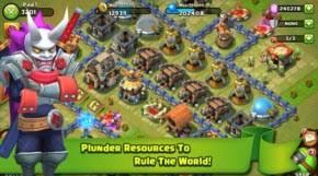 game castle clash mod apk castle clash 1 4 3 apk data for android apkhouse