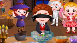 baby hazel halloween party baby hazel game movie gameplay kids