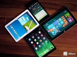 ipad vs galaxy vs nexus vs kindle vs surface which tablet