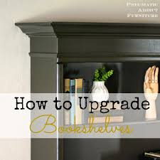 pneumatic addict how to upgrade bookshelves