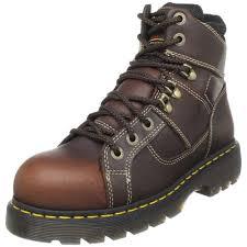 womens work boots uk dr martens ironbridge safety toe boot teak 10 uk 12 m us s