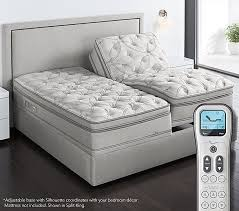 chic flex top king mattress split top mattress and adjustable