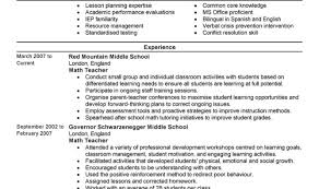 college teachers resume resume elementary teacher resume template for awesome teaching