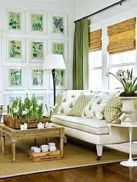 2015 home interior trends buy botanical floral print and appliqué label cushion from the
