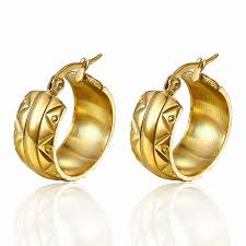 earrings gold new arrival women fancy design gold earring buy fancy design