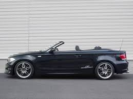 2008 bmw 1 series convertible 2008 ac schnitzer bmw 1 series convertible driver side