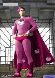 Hello Kitty Meme - hello kitty man