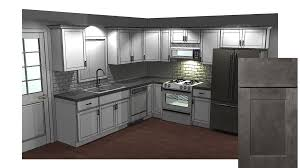 kitchen cabinets gray stain 10 x 10 kitchens dartmouth grey stain chion true value