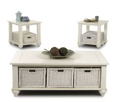 coffee table with baskets under best amazing end table with baskets regarding home ideas viabil org