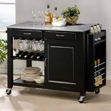 contemporary kitchen carts and islands contemporary kitchen kitchen carts on wheels home styles napa