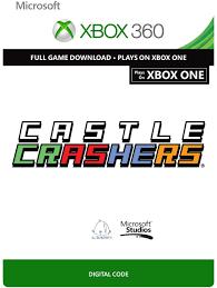 amazon com castle crashers xbox 360 digital code video games