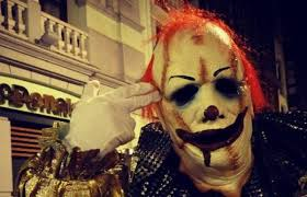 clowns halloween horror nights will creepy clowns be next victims in war on halloween
