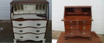 Drop Lid Secretary Desk by Furniture Repair And Refinishing U2013 Right Angle Restorations