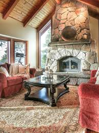 tahoe lake view estate staged to sell revive interior design