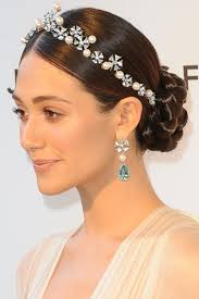 jewelled headband 20 different headband hairstyles
