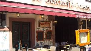 cuisine alsacienne baeckeoffe le baeckeoffe d alsace in strasbourg restaurant reviews menu