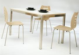 Kitchen High Table And Chairs - modern breakfast table chairs by ozzio