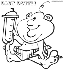 bottle coloring pages coloring pages to download and print