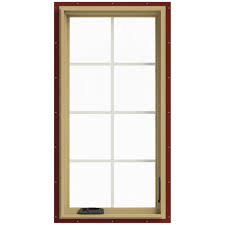 andersen 48 in x 48 in 400 series casement wood window with