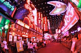 bangkok nightlife areas where to go at in bangkok