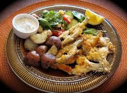 grenouille cuisine cuisses de grenouille panées au four de messidor recettes