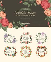 Vintage Bridal Shower Free Download U2013 Vintage Bridal Shower