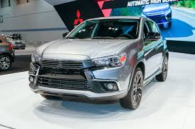 report mitsubishi delays crossovers to explore parts sharing with