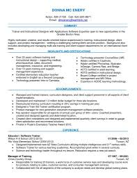 Best Designed Resumes Download Instructional Design Resume Haadyaooverbayresort Com