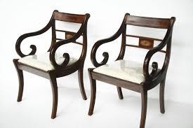 modern dining room arm chairs trellischicago
