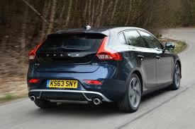 volvo v40 cross country r design volvo v40 review ratings design features performance