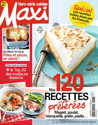 maxi cuisine hors serie hobbies books pics books and magazines every day