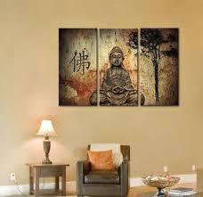 2017 modern artwork wall art home decor buddha poster prints