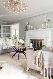 wohnzimmer landhausstil weiãÿ hausdekorationen und modernen möbeln geräumiges geräumiges