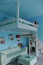 Plain Kids Bedroom Mezzanine Design Follow Us M Intended Ideas - Mezzanine bedroom design