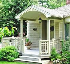 Front Porch Planter Ideas by 39 Cool Small Front Porch Design Ideas Digsdigs