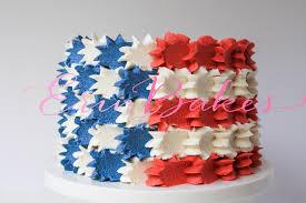buttercream stars and stripes flag cake erin bakes