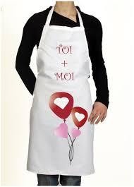 cuisiner pour amoureux tablier de cuisine original et pas cher pour amoureux cadeau de