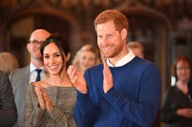 wedding gifts elizabeth prince harry and meghan markle royal wedding charities popsugar
