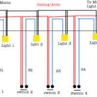 wiring diagram 3 gang light switch yondo tech