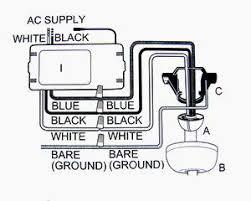 wiring inside ceiling fan remote control wiring diagram gooddy org