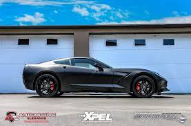corvette stingray matte black 2014 chevrolet corvette u2013 c7 stingray u201cvader u201d u2013 stealth matte